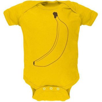 PEAPGQ9 Halloween Fruit Banana Costume Soft Baby One Piece  sc 1 st  wanelo.co & Shop Banana Costume on Wanelo