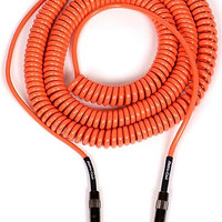 Lava Retro Coil Orange 20ft Guitar Cable | Humbucker Music