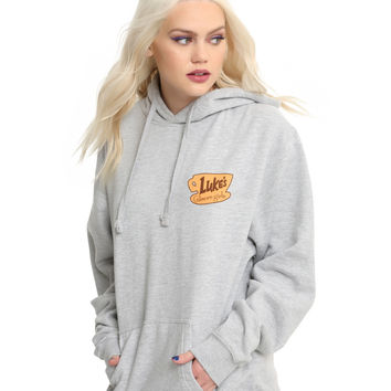 Gilmore Girls Luke's Coffee Girls Hoodie