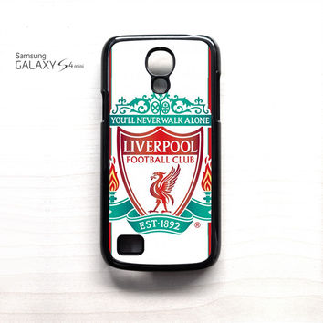 Liverpool Football Club The Reds for Samsung Galaxy Mini S3/S4/S5 phone case