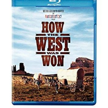 Carroll Baker & Lee J. Cobb & John Ford & George Marshall-How the West Was Won