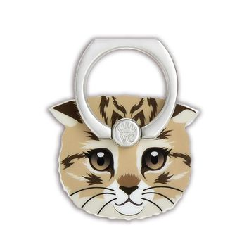 Chai Cat Phone Ring by Carli Bybel