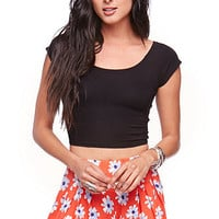 LA Hearts Crossback Crop Top at PacSun.com