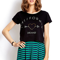 California Dreamer Crop Top