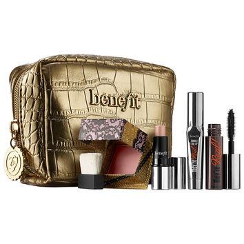 Benefit Cosmetics Date Night With Mr. Right Sexy Night Out Makeup Kit - JCPenney