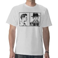 Whitey Bulger Winter Hill Shirt from Zazzle.com