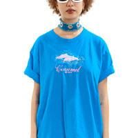 Vintage 90's Cozumel Dolphin Tee - One Size Fits Many