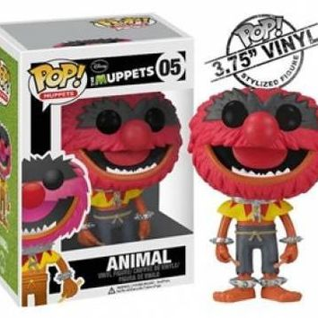 Muppets Vinyl Figure - Animal