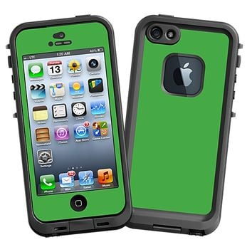 Lime Skin for the iPhone 5 Lifeproof Case by skinzy.com