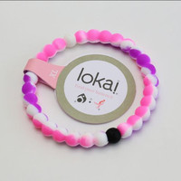 Shopnelo Lokai Bracelet For Friendship (rainbow purple)
