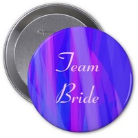 Team Bride 4 Inch Round Button