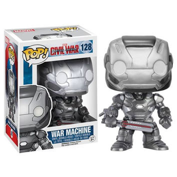 Captain America Civil War War Machine Pop Vinyl Figure