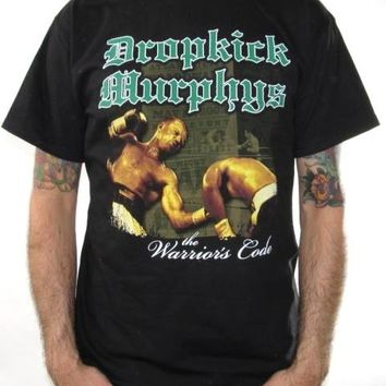 Dropkick Murphys T-Shirt - The Warrior's Code
