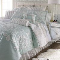 """Cloud"" Bed Linens - Horchow"