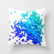 Ô balancê II Throw Pillow by Louise Machado | Society6