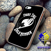 Fairy Tail Guild Members 4 For iPhone Case Samsung Galaxy Case Ipad Case Ipod Case