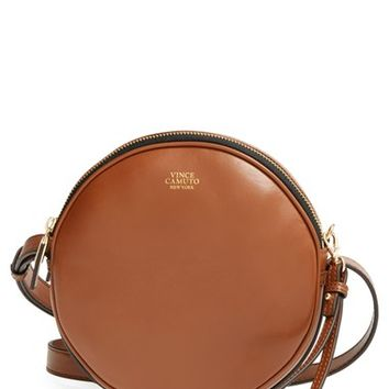 Vince Camuto 'Brena' Leather Crossbody Bag