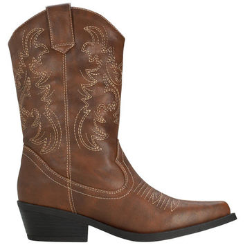 Womens American Eagle Wanda Western Boot Payless ShoeSource