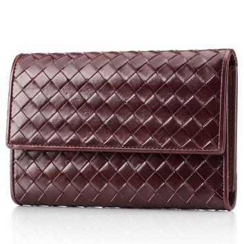 Ladies Leather Bags Stylish Wallet [9338152519]