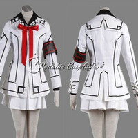 Vampire Knight Cosplay Costume Yuki Cross White or Black
