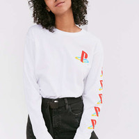 PlayStation Long-Sleeve Tee - Urban Outfitters