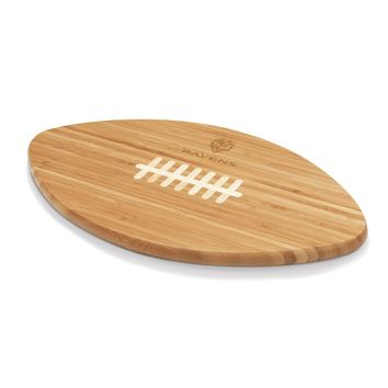 Baltimore Ravens - Touchdown! Football Cutting Board & Serving Tray