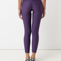 Blue Man Sports Leggings - Destination Brazil - Farfetch.com