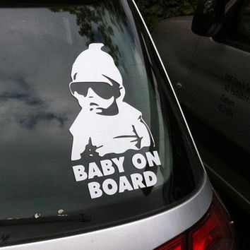 Car Safty Sticker
