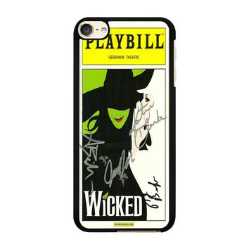 Playbill Gershwin Theatre iPod Touch 6 Case