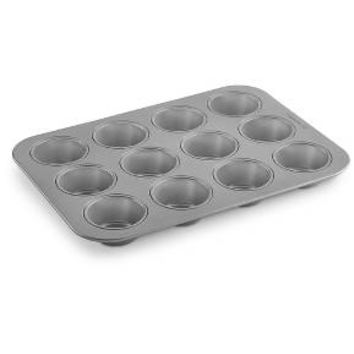 Select by Calphalon™ 12 Cup Non-stick Bakeware Muffin Pan : Target