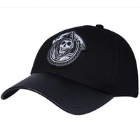 Sons of Anarchy - Reaper in Tire Adjustable Cap
