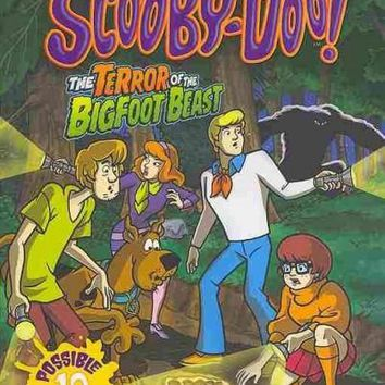 The Terror of the Bigfoot Beast (You Choose: Scooby-Doo!)