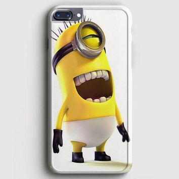 Despicable Me Minion Dj Duft Punk iPhone 8 Plus Case | casescraft