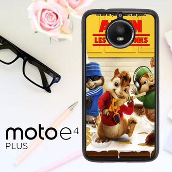 Alvin And The Chipmunks Y0710 Motorola Moto E4 Plus Case