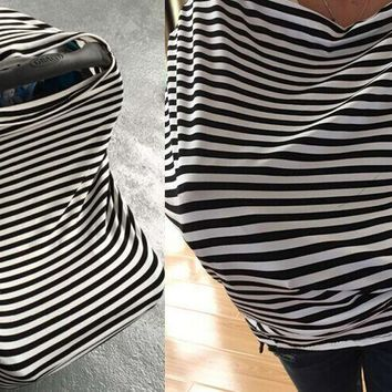 Copy of 3 in 1 infant baby car seat cover/nursing cover