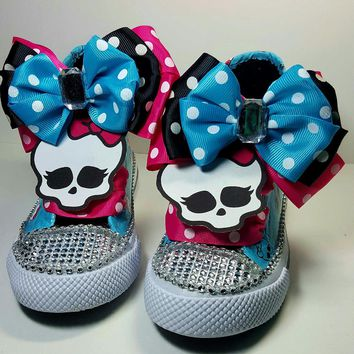 MONSTER HIGH Girl Shoes (CONVERSE)