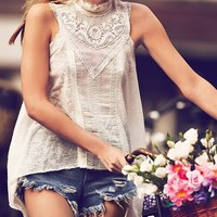 Free People FPX Gibson Top