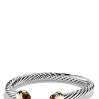 Women's David Yurman 'Cable Classics' Bracelet with Gold