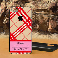 Pattern Inspired Apple Logo iPhone 5 Case Cover - iPhone Case - iPhone 4 Case - iPhone 4S Case