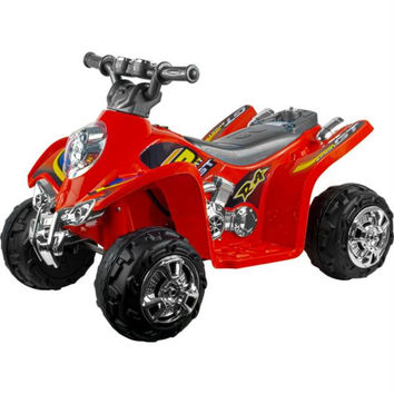 Lil? Rider? Ruckus GT Sport - Battery Operated ATV