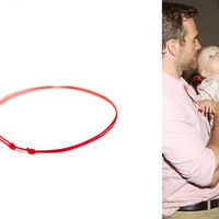 Baby Red String Bracelet. Children Red String Kabbalah Bracelet. Red Thread Bracelet. Lucky Charms. Good Luck. Protective Bracelet