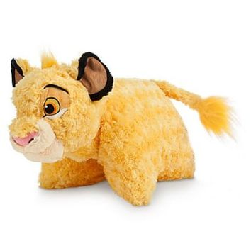 Disney Parks Simba From the Lion King Pillow Pet
