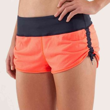 hot move short *silver | women's shorts | lululemon athletica
