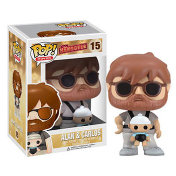 Funko POP! Movies - Vinyl Figure - ALAN & CARLOS (4 inch): BBToyStore.com - Toys, Plush, Trading Cards, Action Figures & Games online retail store shop sale