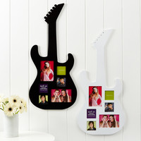 Rock On Guitar Hanging Photo Frame