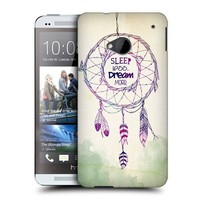 Head Case Designs Dream More Dreamcatchers Protective Snap-on Hard Back Case Cover for HTC One