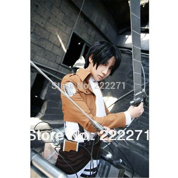 Cool Attack on Titan Japanese   full-body belt cosplay accessories -  Track Anime  AT_90_11