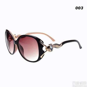 Fashion Sunglasses Women Brand Designer Sun Glasses  Cat Eye Women'fashion Vintage sunglasses 29406-3 = 1929741892