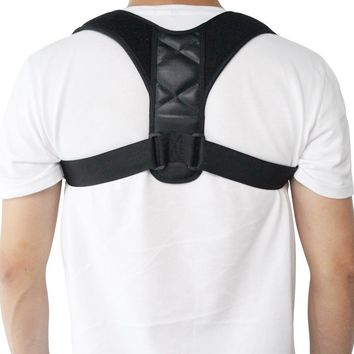 The New Posture Corrector & Back Support brace
