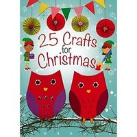 25 Crafts for Christmas Goodings Meredith Lion Children's Books P. 9780745963877
